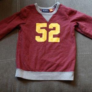 5T sweatshirt Number 52 sweatshirt